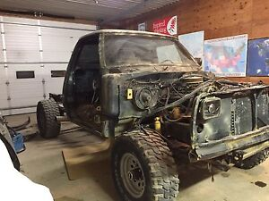 Looking for dodge D and W  parts