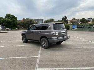 Nissan Patrol Y62 TI-L fully loaded