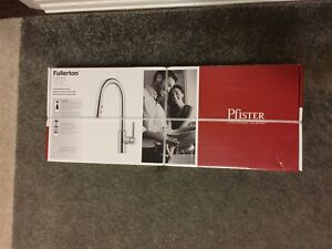 Pfister Fullerton F529-7FTC kitchen faucet brand new