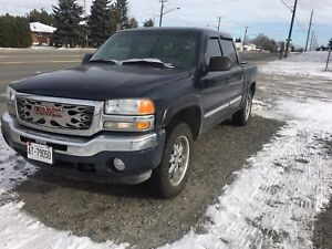 2006 GMC SIERRA 1500 MUST GO