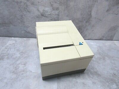 Ibm Toshiba 4610-tm6 Pos Retail Thermal Receipt Printer - White