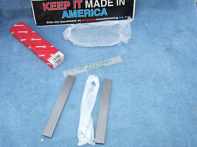 Starrett 384e Parallels 2 14 X 34 X 6 Machinist Toolmaker Grind Mill Inspect