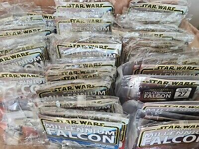Star Wars Build The Millennium Falcon  - Pick your Issue - Sealed - DeAgostini