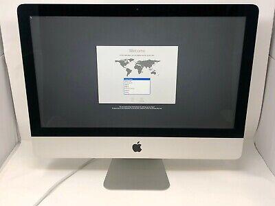 """iMac 21.5"""" Retina 4K 2019 MRT42LL/A 3.0GHz i5 8GB 1TB Fusion Drive - Excellent!"""