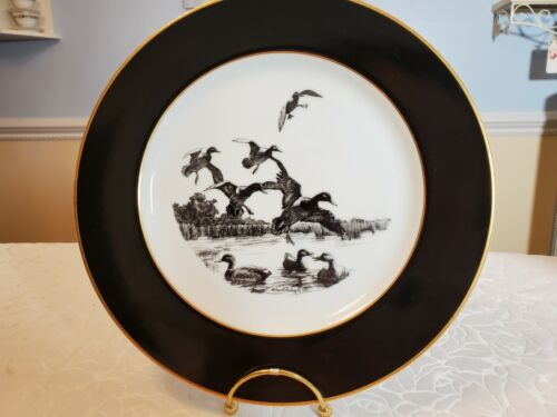 """Special Edition Mallards by Richard E. Bishop 1982 COLLECTION PLATE 10 7/8"""""""