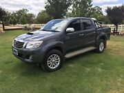 Hilux SR5 Muchea Chittering Area Preview