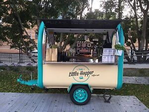 Retro Styled Mobile Coffee Business for sale Petersham Marrickville Area Preview