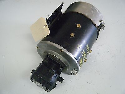 PRESTOLITE MKO-41011 ELECTRIC MOTOR WITH BARNES PUMP ASSEMBLY NEW