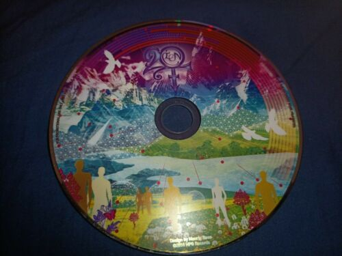 ::PRINCE 20Ten CD promotional only limited release 2010 Paisley Park funk roc MINT