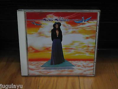 MARIA MULDAUR ST WARNER ARCHIVES RARE OOP CD