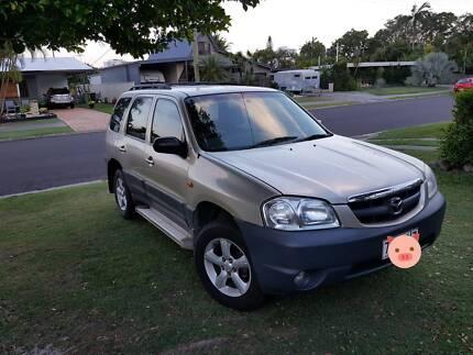 2004 Mazda Tribute v6