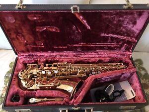 Beautiful!!  Pro Yamaha yas 875 custom alto sax