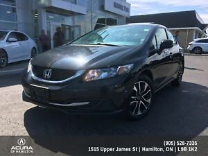 2013 Honda Civic EX Sunroof! Auto! One Owner! No Accidents!