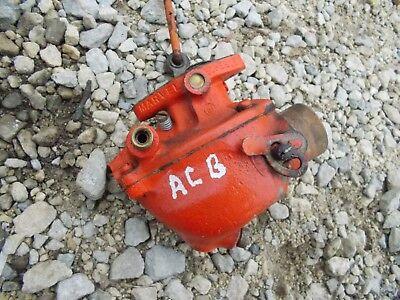 Allis Chalmers C B Ac Tractor Marvel Schebler Working Carburetor Assembly L Kk