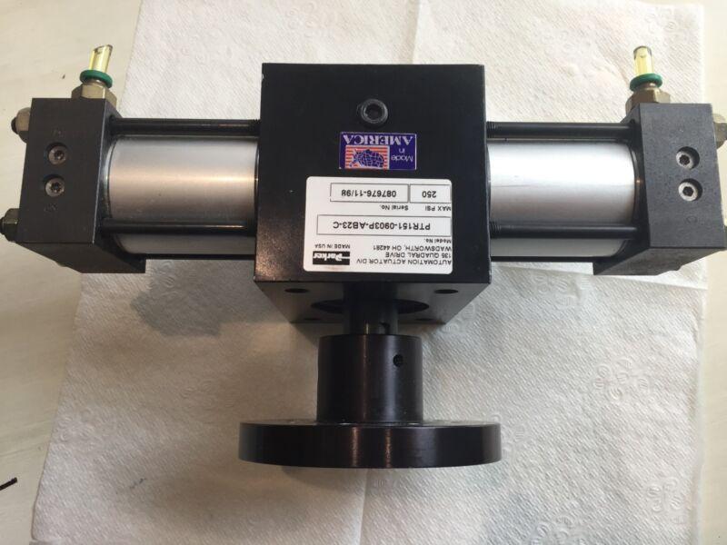 Parker Pneumatic Rotary Actuator PTR151-0903-AB23-C