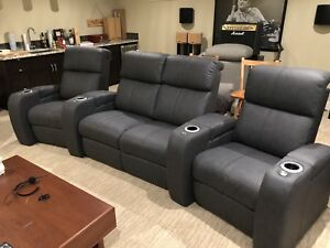 Home Theatre Seating.