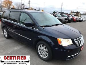 2015 Chrysler Town & Country Touring ** BACKUP CAM, DVD, BLUETOO