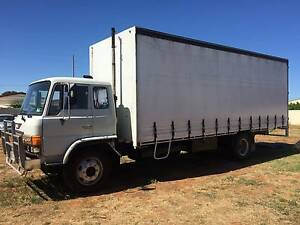 12 Pallet 8 Tonne Hino Tautliner For Sale Angle Vale Playford Area Preview