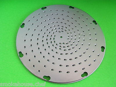 332 Fine Cheese Shredder Disc For Hobart Univex Mixer Pelican Head Shredder