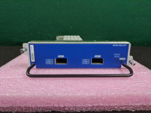 Juniper SRX3K-2XGE-XFP 2-Port XFP 10-Gigabit Ethernet for SRX3600