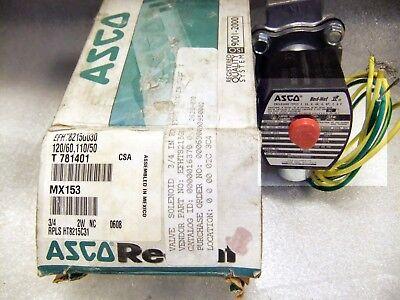 Asco Efht8215g030 Valve 238814-032-d Coil
