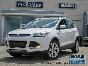 2014 Ford Escape Titanium 4WD One Owner Navigation