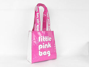 LITTLE PINK, PURPLE, BLACK, FUSCHIA, NEW YORK FASHION ACCESSORY, TOTE, LUNCH BAG