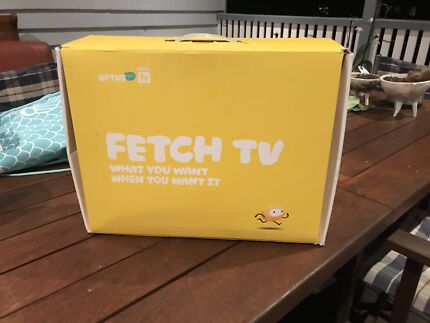Optus fetch