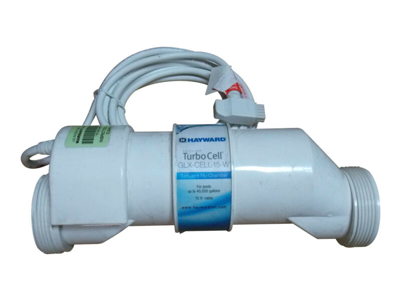 Hayward pool chlorinator hook up
