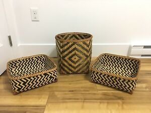 Baskets!