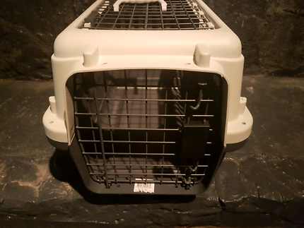 Cat products - carrier, litter and various items