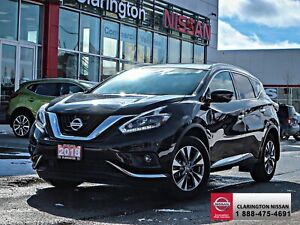 2018 Nissan Murano SL Advanced Safety Feautres FREE Delivery