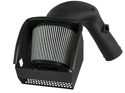 aFe FORCE Stage-2 Cold Air Intake w/Pro DRY S Filter For 13-18 Dodge Cummins 6.7