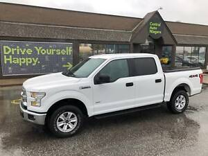 2015 Ford F-150 XLT/ back up camera/ bluetooth/ running boards