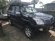 2004 Toyota Land Cruiser Prado 4.0L GXL Buff Point Wyong Area Preview