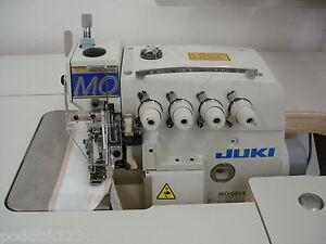 NEU Juki 4Faden Overlock Nähmaschine 2 Nadel Kettelmaschine Industrienähmaschine