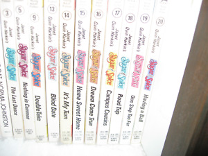 Sugar and Spice by Janet Quin Harkin, 1980s.  11 books.