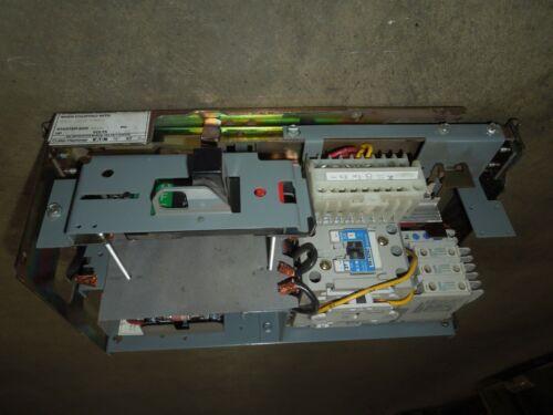 "Cutler Hammer Freedom Unitrol Size 1 7.5hp FVNR HMCP Breaker MCC Bucket 6""T"