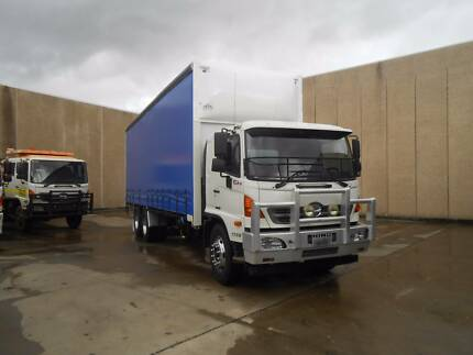 2 X HR TRUCKS FOR SALE WITH DAY & NIGHT WORK
