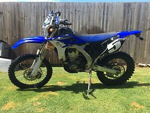 YAMAHA WR 450 FOR SALE! Mount Kynoch Toowoomba City Preview