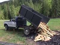 Residential and jobsite disposal service