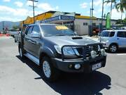 2011 Toyota Hilux SR5 TURBO DIESEL 4WD Westcourt Cairns City Preview