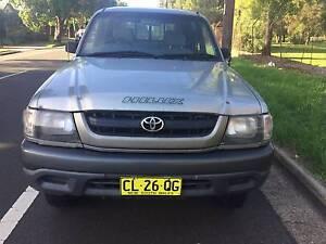 Toyota Hilux Turbo Diesel Auburn Auburn Area Preview