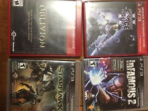 22 PS3 games - Midland