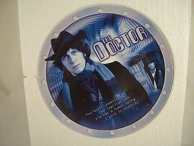 Doctor Who Tom Baker Limited Edition Plate