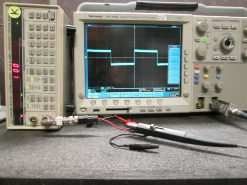 Oscilloscope AC Current Probe 200MHz TESTED! Tektronix P6022 with Termination