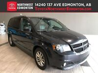 2014 Dodge Grand Caravan R/T | FWD V6 | Heat Steering | Camera
