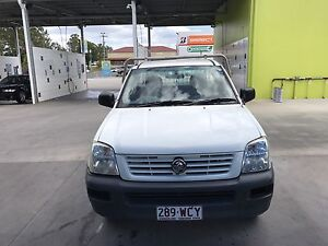 Holden rodeo ute dx 2005 Richlands Brisbane South West Preview