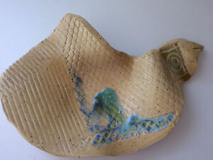 Pottery dish by Sara Bonnyman