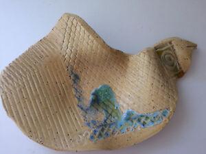 Pottery dish by Sara Bonnyman